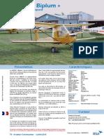 Guerpont Biplum - Cahiers RSA Hors-Série 7-2016
