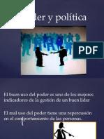 Poder y política psicología laboral