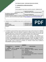 GUÍA # 7 Aproximación al diseño metodológico1