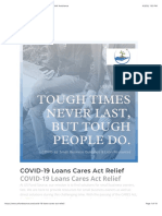 COVID-19 Loans | Business Funding And Cares Act Relief Assistance
