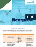 Equipos Spaulding Curso Bioseguridad 2020
