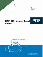 UME Master Guide@MaRui%Change Parameter、Baseline、Batch
