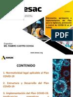 Curso - Plan COVID