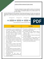 Sistemas innovadores de Planta de tratamiento de aguas residuales -GABY QUICAÑO VALENCIA
