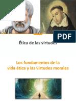 7) Las virtudes morales