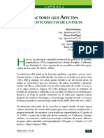 Boletin Factores de Precosecha en Palta