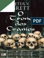 O Trono dos Crânios - Ciclo das Trevas Vol. 4 - Peter V. Brett.pdf