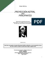 PROYECCION ASTRAL PARA PRINCIPIANTES