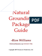 Rion Williams - Natural Grounding