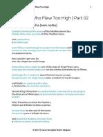 PDF The Boy who Flew too High 02