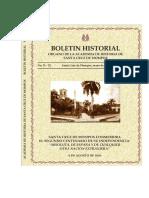 Boletin Historial Nº 31- 32 - Academia de Historia Mompox