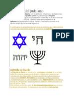 SIMBOLOS DEL JUDAISMO 1