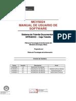 Manual de Usuario SITRADOC - Caja Tramite v2 1-R