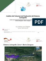 Análisis Del Volumen de Producción Del Sistema Juninguillo