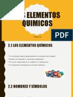 Los Elementos Quimicos