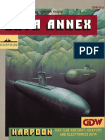 Harpoon 1990-91 Data Annex [GDW 0715]