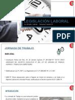 Legislacion labora  La Jornada  Laboral [Autoguardado]