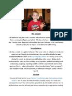 Behavior Mod Project