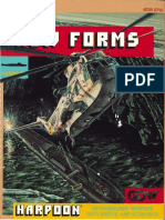 Harpoon ASW Forms [GDW 0716]