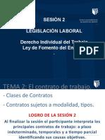 Sesion No. 2_Legislación laboral.pptx