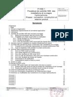 2.Procédure de contrôle ARH/HSE 2013