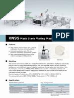 KN95-Mask-Blank-Making-Machine