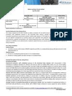 Abdos credit rating CARE 2020