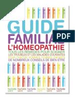 GUIDE FAMILIAL DE L HOMEOPATHIE - Catherine Saunier-Talec.epub
