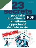 23 secrets pour faire du confin - Helios, Louis.pdf