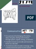 Functions of Communication by Priyadeep