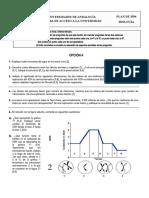 BIOLOGÖA Plan 1994 Examen Modelo 2