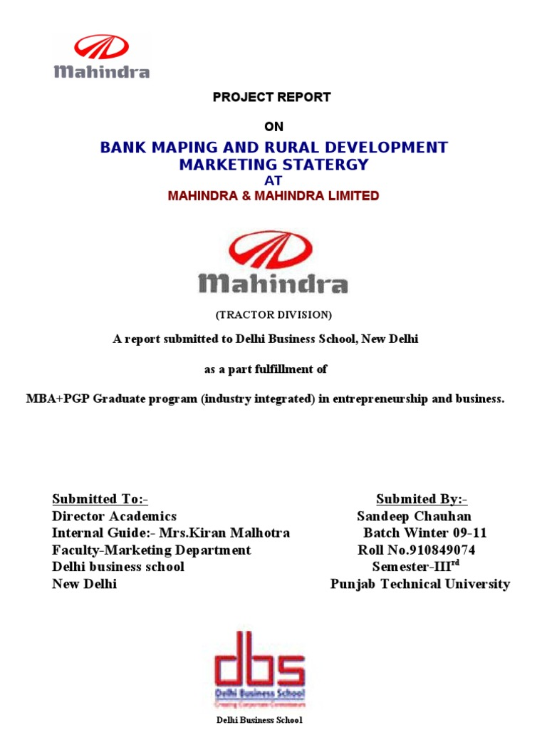 project report on kotak mahindra bank View jeevan naik's profile in indian banking industry to integrate kotak mahindra bank and ing vysya weekly and monthly project status reports.