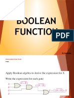 Chapter 3_Boolean Function