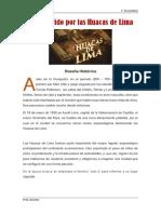 Un recorrido por las Huacas de Lima (PARTE 1)
