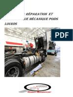 systeme diesel a pompe classique