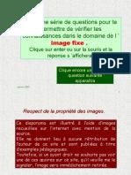 Test PPT sur l'image fixe