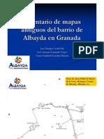 MAPAS ANTIGUOS ALBAYDA