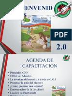 4.LA GRAN AVENTAURA 2.0 NEW