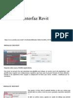 1. Interfaz Revit