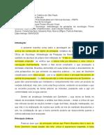 Seminario Bourdieu - Resenha Crítica