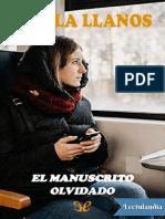 El manuscrito olvidado - Ursula Llanos.pdf
