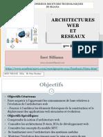 ARCHITECTURES WEB ET RESEAUX.pdf
