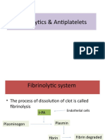 Fibrinolyticsantiplateletsnaser 121122033439 Phpapp01 1