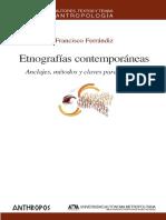 Etnografias contemporaneas - Ferrandiz, Francisco.pdf
