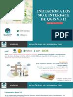 Iniciación a Los Sig e Interface