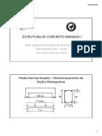 07 - Flexão Simples - Verificações.pdf