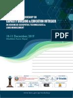 Proceeding of International Workshop 2019, LMTC