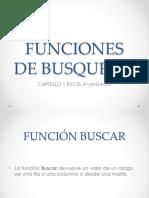 Material de Apoyo Taller 2 FUNCIONES DE BUSQUEDA