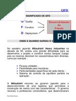 Apostila QFD