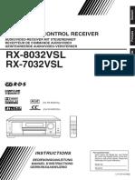 Jvc 8032 Manual Utilizare